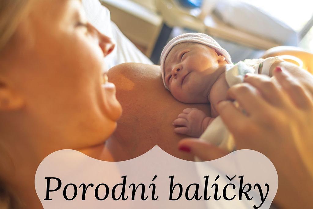 porodní balíčky dula Brno