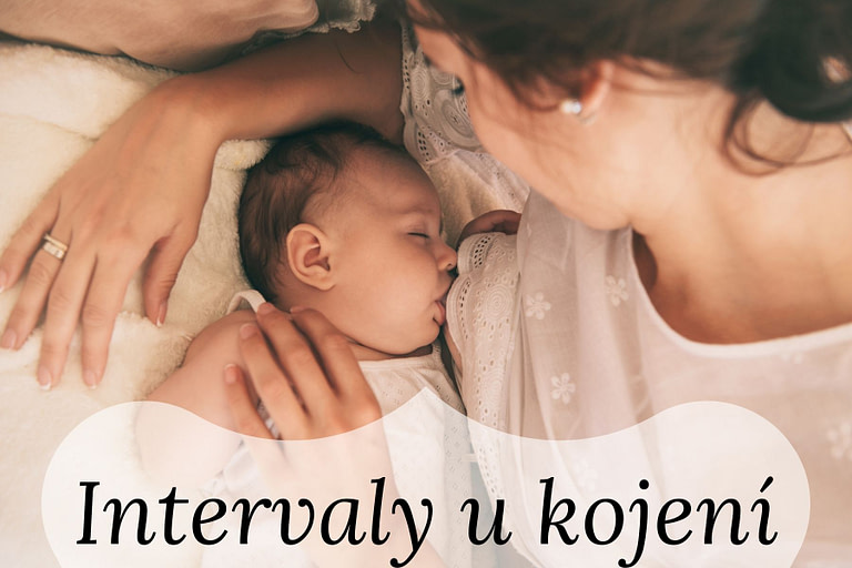 Nebezpečná hra s intervaly u kojení